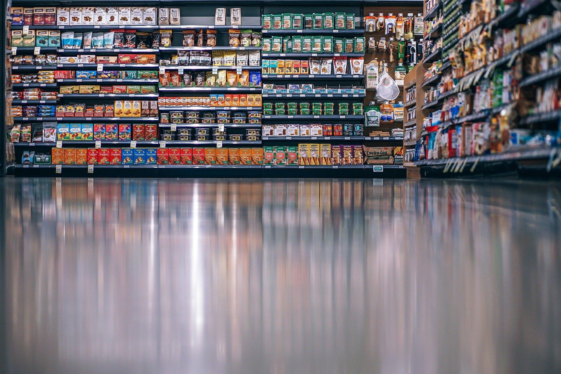 Der Lebensmitteleinkauf der Zukunft