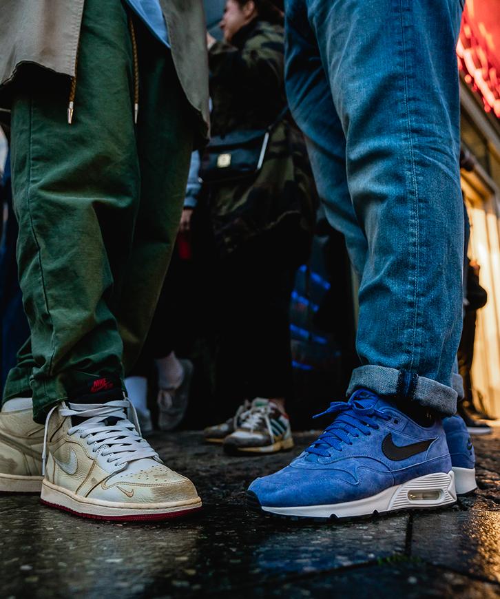 Sneakerheads Galore