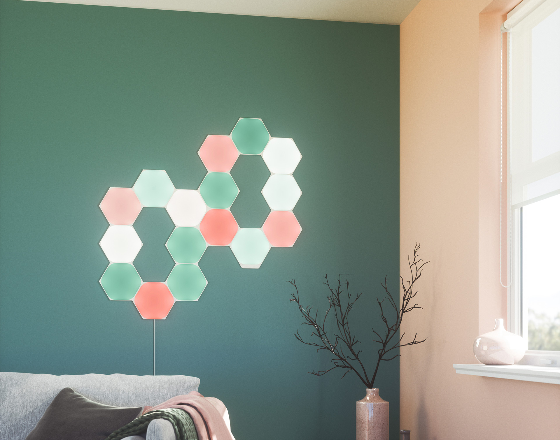Get the shape! Interior-Trend nimmt Form an