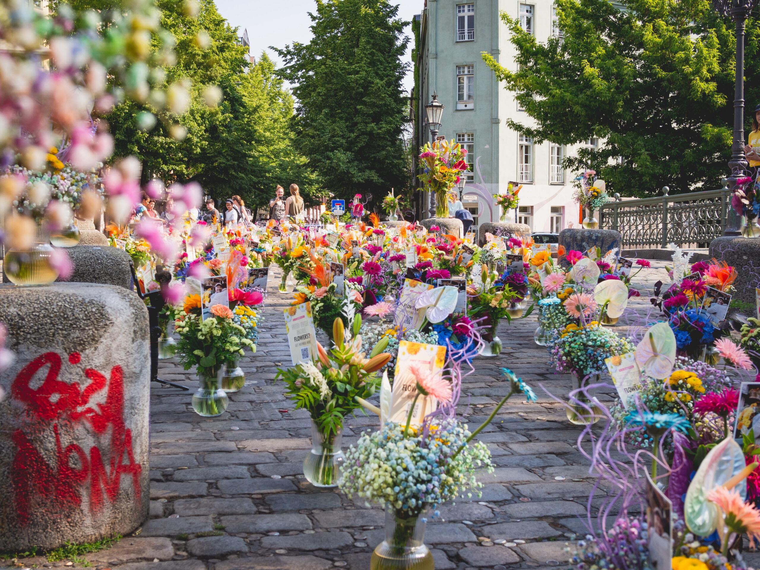 Blumenmonat Juni: Gebundene Flower-Power zum Sommerbeginn