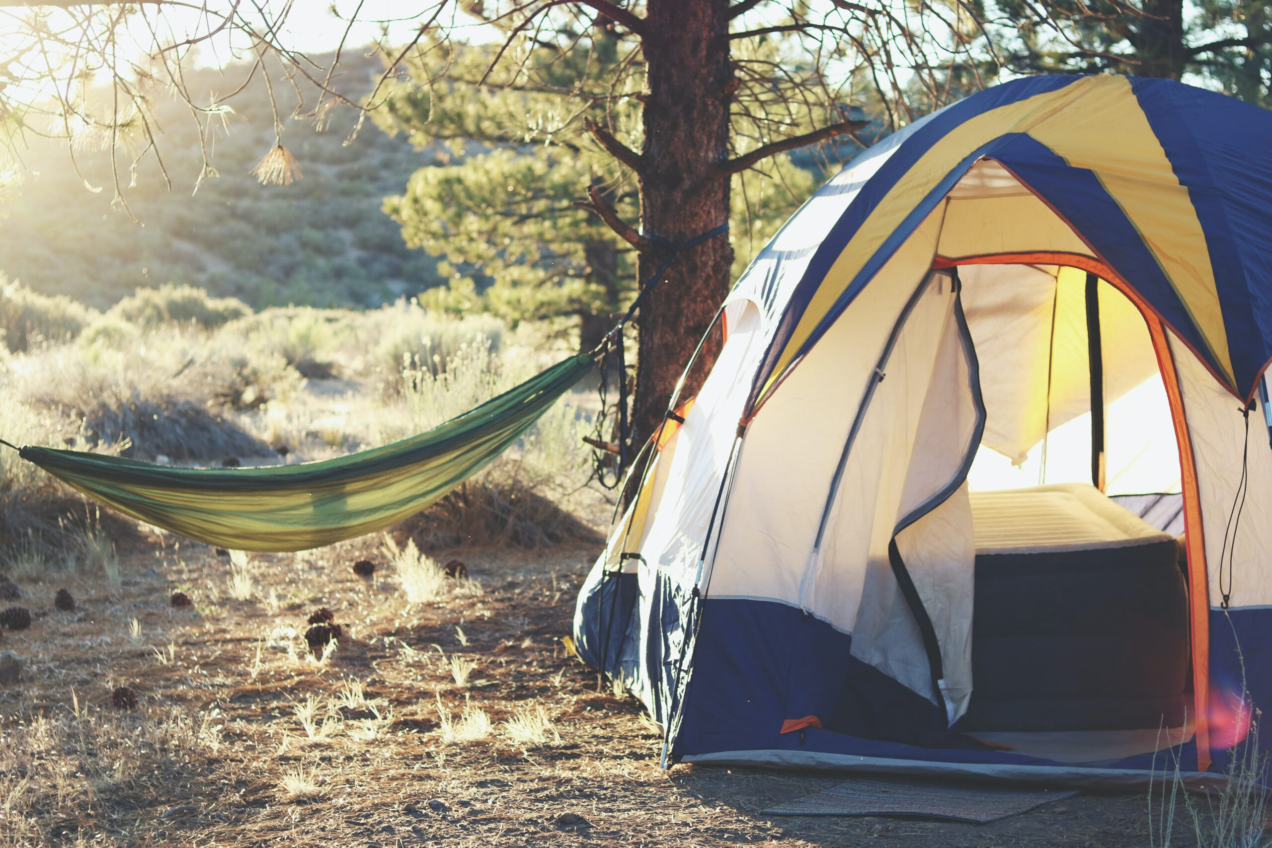 Let's plan our camping trip with the nicest Amazon products