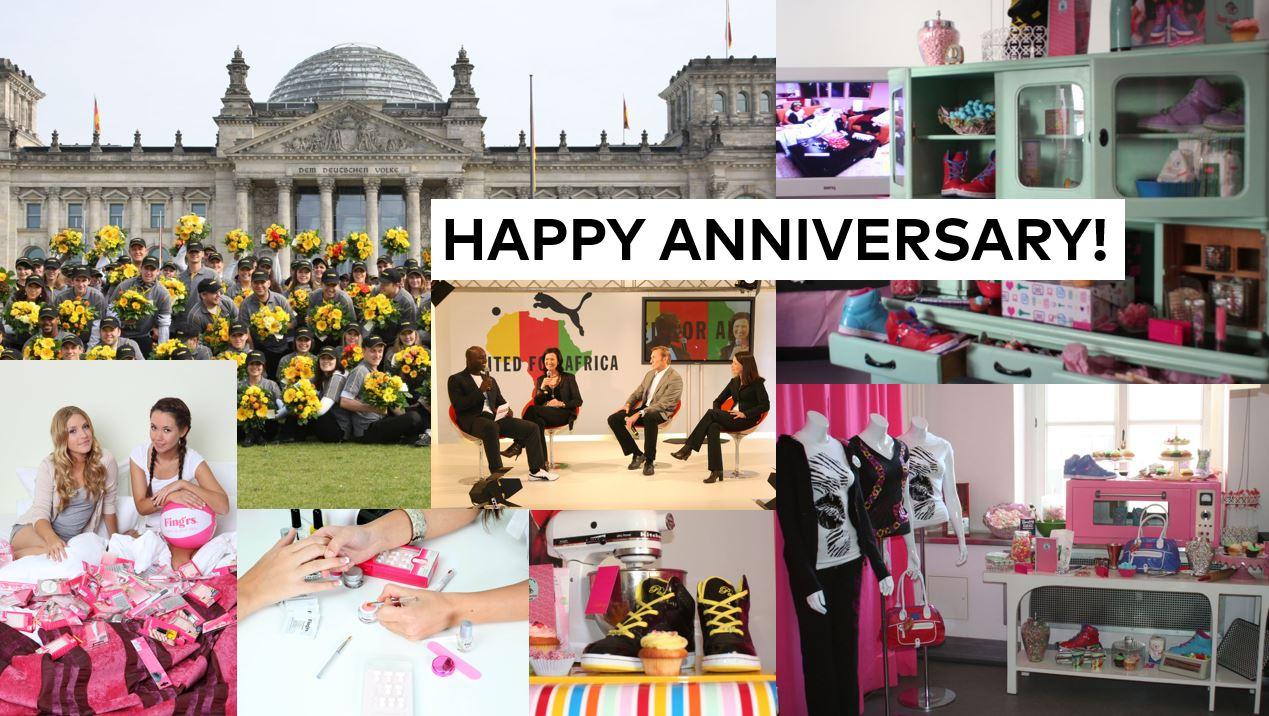 Happy anniversary! 15 years of ZUCKER. in retrospective part 1