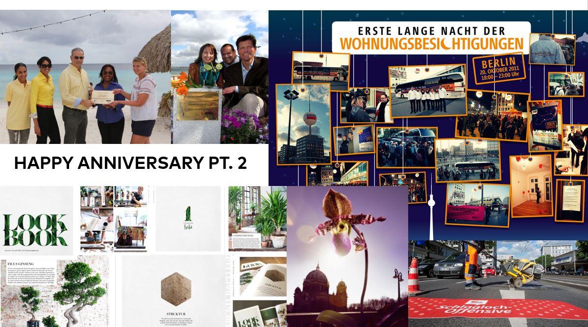 Happy anniversary! 15 years of ZUCKER. in retrospective Part 2